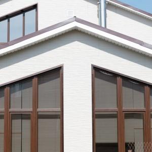 Ламинированные окна нестандартной формы