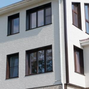 Ламинированные окна